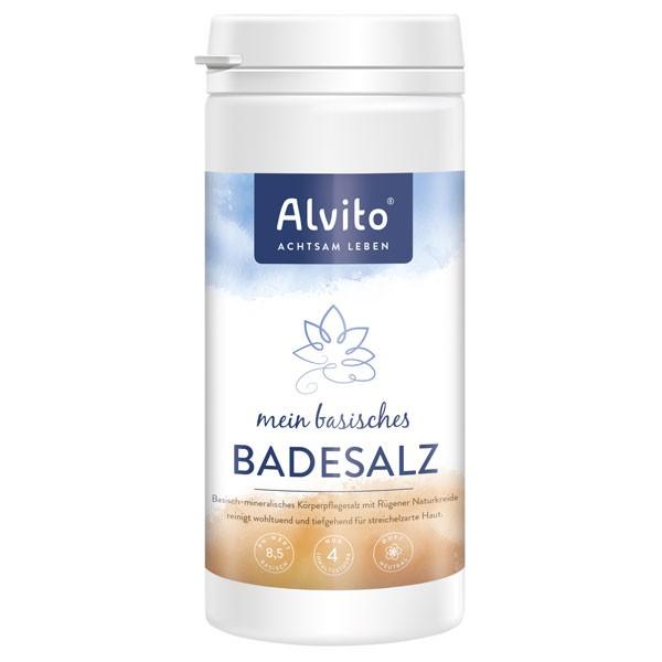Alvito basisches Badesalz