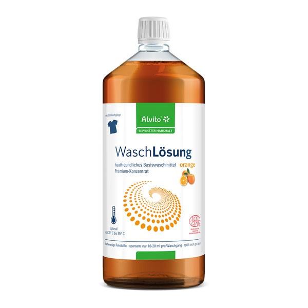 Alvito WaschLösung Orange 1 Liter
