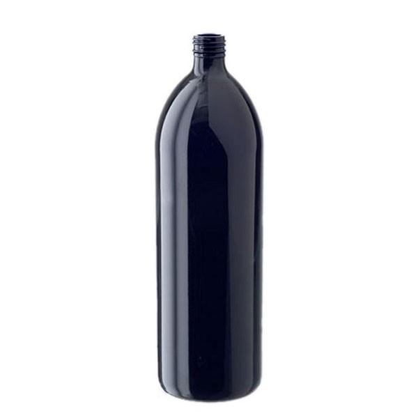 MIRON Violettglas Flasche 1 Liter