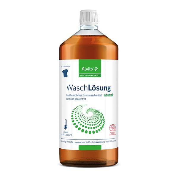 Alvito WaschLösung Neutral 1 Liter