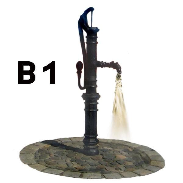 B 1 Basis Brunnenwasser