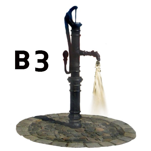 B 3 Technik Brunnenwasser