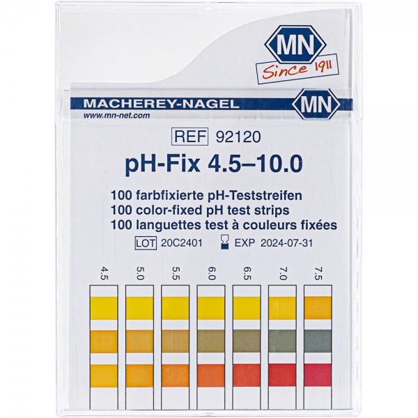 meine pH-Streifen