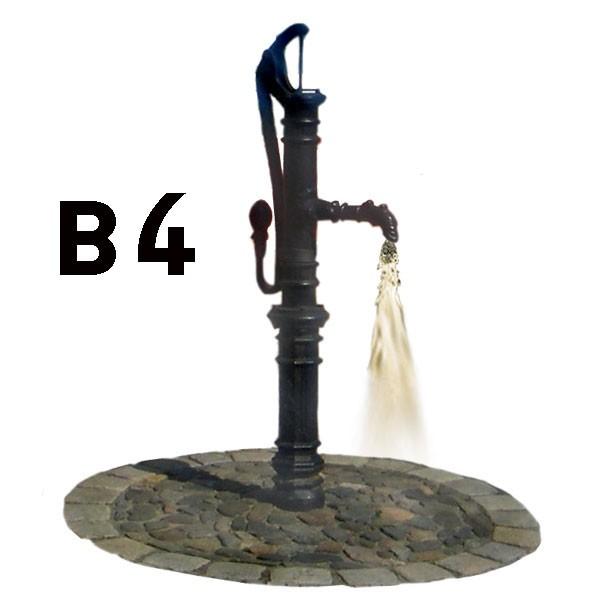 B 4 Mini Brunnenwasser