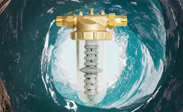 3Quellen® Modell M Wasseraktivierung