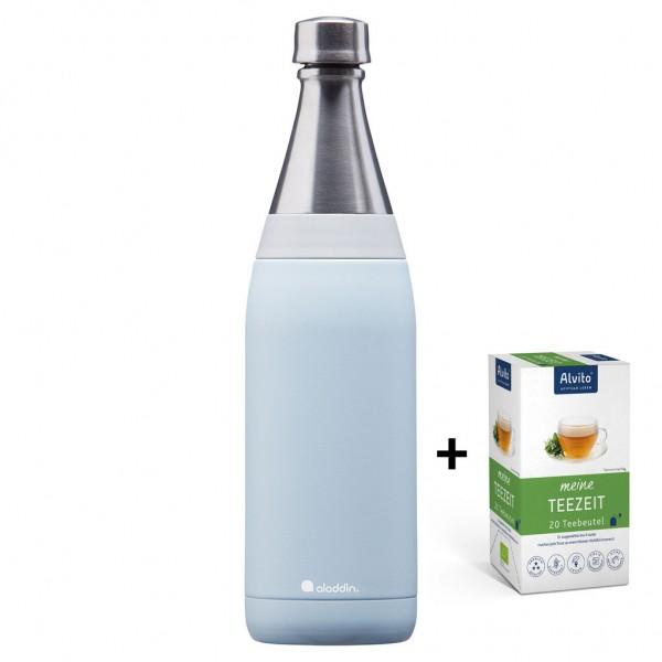 Fresco Isolierflasche + Tee