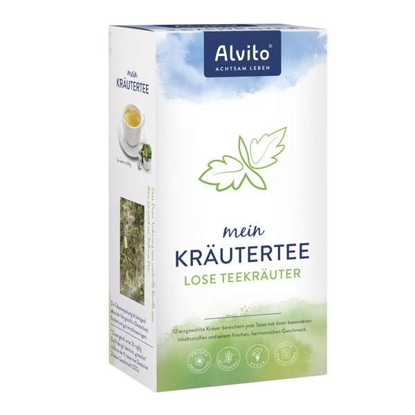Alvito mein Kräutertee®