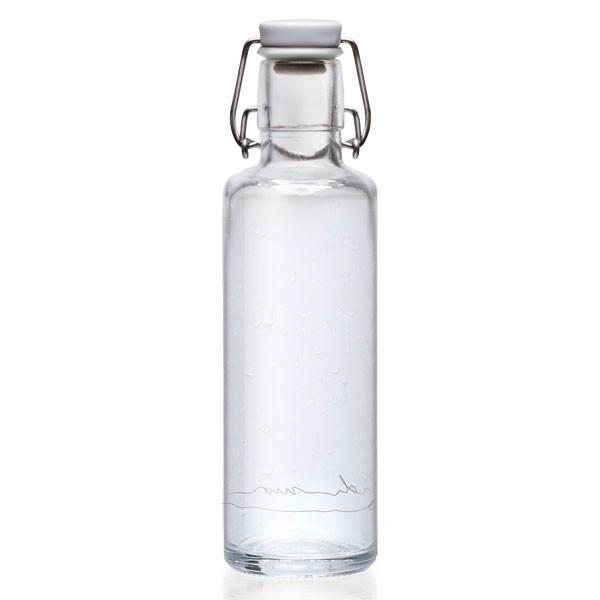 soulbottles 0,6L Einfach nur Wasser