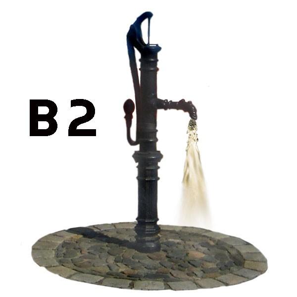 B 2 Erweitert Brunnenwasser